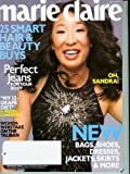 img - for Marie Claire April 2007 - Sandra Oh, More than A Pretty Face (Vol 14 No 04) book / textbook / text book
