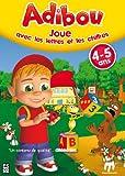 Adibou joue avec les lettres et les chiffres 4-5 ans 2011/2012...
