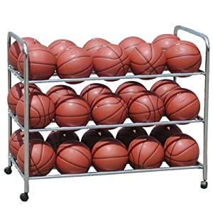 SSG BSN Double Wide Steel Ball Cart by SSG