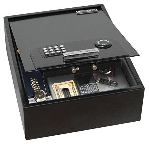 Honeywell 5852 Steel Security Drawer Safe, 0.67-Cubic Feet