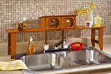 Rooster Dcor Over The Sink Shelf by Collections Etc