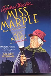 The Agatha Christie Miss Marple Movie Collection (Murder at the Gallop / Murder Ahoy / Murder Most Foul / Murder She Said)