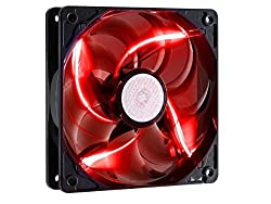 Cooler Master 120MM SickleFlow X Led Fan (Colors may vary)