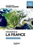 HU GEOGRAPHIE DE LA FRANCE