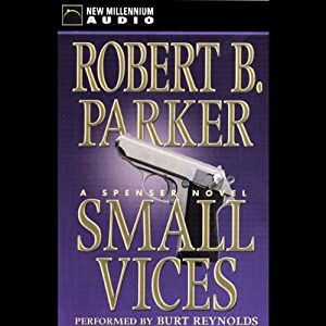Small Vices Audiobook