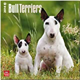Bull Terriers 2014 Wall BrownTrout