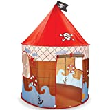 Kidoozie Pirate Den Playhouse