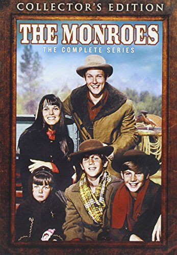 DVD : The Monroes: The Complete Series (Full Frame)
