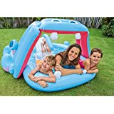 ADITYA INFO™ Intex Hippo Pool Play Center 57150 - Fun For Kids