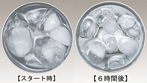 サーモス 真空断熱タンブラー 420ml ステンレス JDE-420 THERMOS(サーモス)