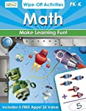 Alex A. Lluch Math Wipe-off Activities: Endless Fun to Get Ready for School! (Let's Leap Ahead)