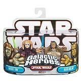 Star Wars Galactic Heroes Saesee Tiin / Agen Kolar 2-Pack