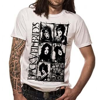 Loud Distribution Black Veil Brides - Party Flyer Men's T-Shirt White X-Large