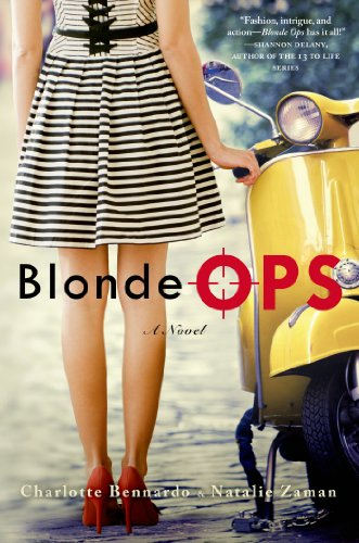 Blonde Ops by Charlotte Bennardo and Natalie Zaman