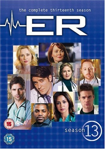 ER: The Complete Thirteenth Season [DVD]