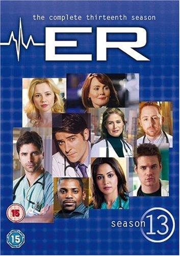 ER: The Complete Thirteenth Season [DVD]