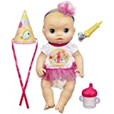 Baby Alive Party Baby Doll