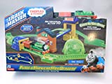 TrackMaster Glow in the Dark PERCY'S Midnight Mail Delivery - Thomas & Friends Motorized Railway