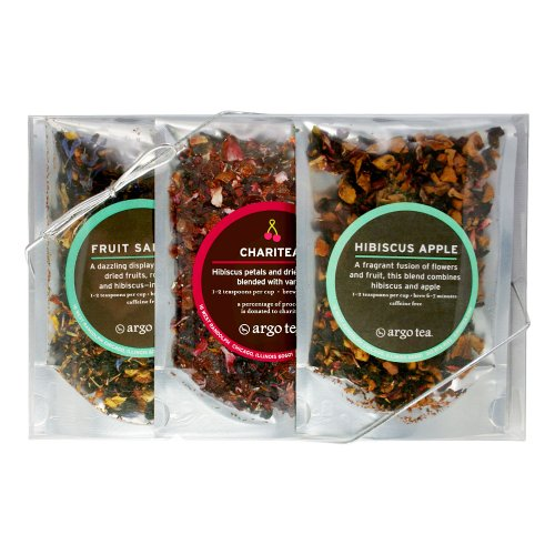 Fruity Teas - Loose Leaf Tea Sampler Set
