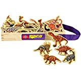 T.S. Shure Dinosaurs Wooden Magnets 20 Piece MagnaFun Set