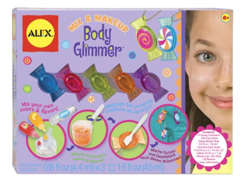 ALEX® Mix and Make Up Body Glimmer