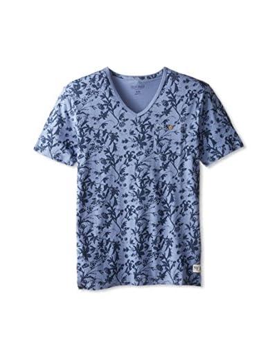 Fresh Men's Floral Print T-Shirt