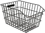 Sunlite Rack Top Wire Basket, 13 x 16 x 8', Black