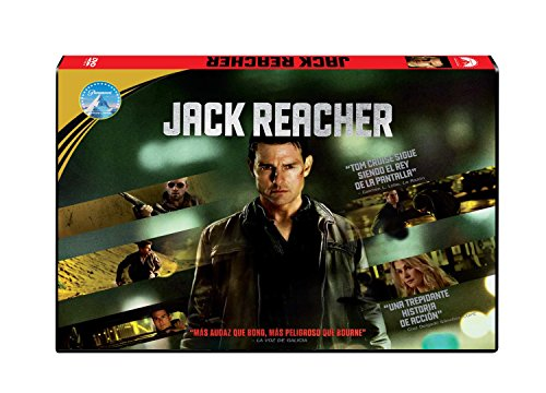 Jack Reacher - Edici Horizontal