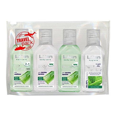 lilien-4-en-1-maquillage-de-voyage-shampooing-gel-douche-desinfectant-pour-les-mains-lotion-pour-le-