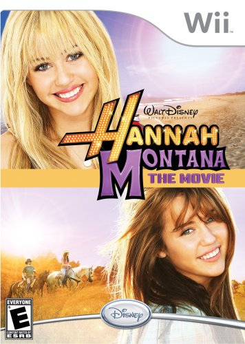 Hannah Montana The Movie Wii - 1