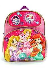 "Disney - Princess Palace Pets Toddler 12"" Backpack"