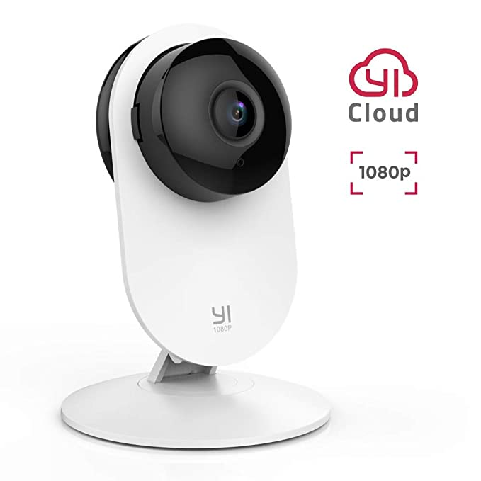 Wireless Wifi Camera 1080P Smart Camera Cry Baby Monitor Night Vision Music Play