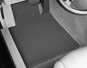 Chevrolet Nova Grey Lloyd Mats Custom Fit Ultimats Floor Mats Front and Rear Set - (1969 69 1970 70 1971 71 1972 72 1973 73 1974 74 )