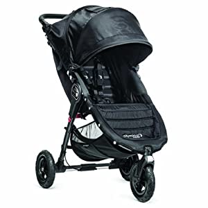 Baby Jogger City Mini GT Single Stroller, Black by BaJogger