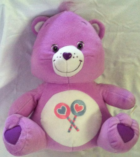 "14"" Share Bear Care Bear Sitting Plush - 1"
