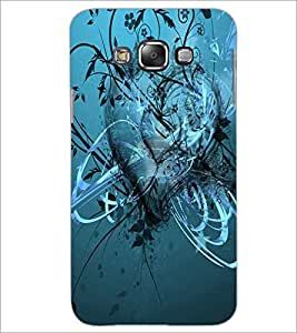 PrintDhaba Heart D-2034 Back Case Cover for SAMSUNG GALAXY GRAND MAX (Multi-Coloured)