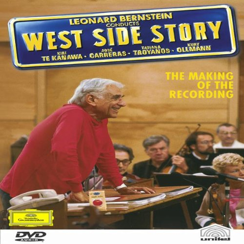 Leonard Bernstein - West Side Story - The Making of the Recording