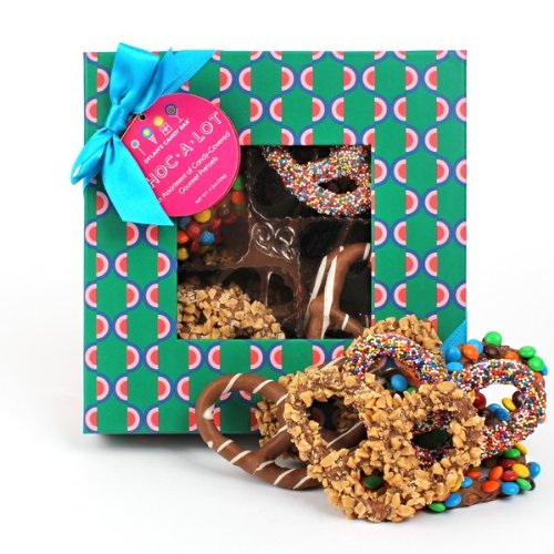 Choc-A-Lot: Gourmet Chocolate Pretzels