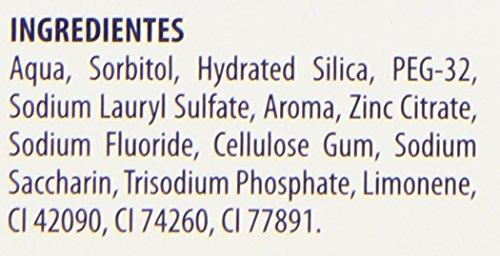 Signal - Micro-Granules - Dentífrico con flúor y citrato de zinc - 1 pack (3 unidades x 75 ml)