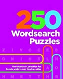 250 Wordsearch Puzzles (Puzzle Compendium)