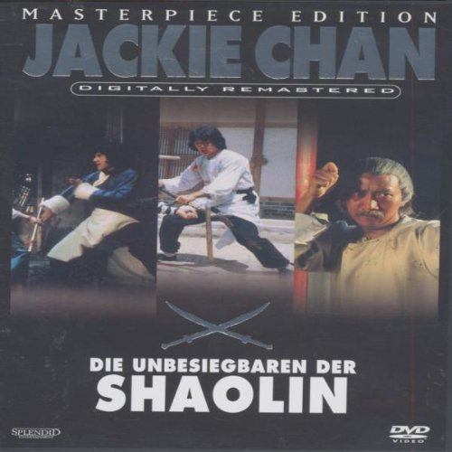 Die Unbesiegbaren der Shaolin (Masterpiece-Edition)