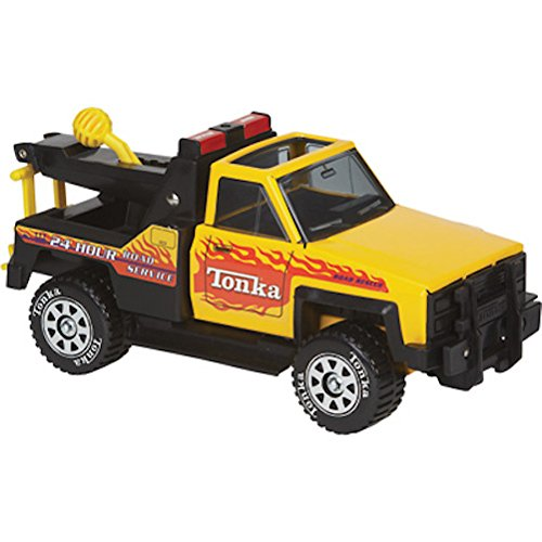 Tonka Steel Retro Tow Truck