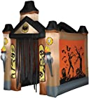 AIRBLOWN ARCHWAY TUNNEL INFLATABLE HAUNTED HOUSE HALLOWEEN PROP Garden Décor - SS64131G