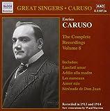 Enrico Caruso - The Complete Recordings, Volume 8