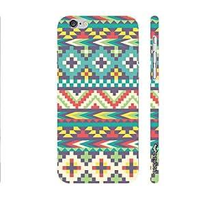 Apple IPhone 6 Plus Arrow Aztec designer mobile hard shell case by Enthopia