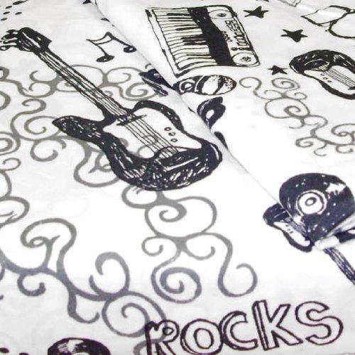 Rock N Roll Bedding Twin