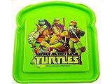 TMNT Teenage Mutant Ninja Turtles Sandwich & Snack Container, Flatware & Water Bottle