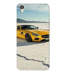 EPICCASE Merc car Mobile Back Case Cover For Oppo F1 Plus (Designer Case)