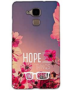 Huawei Honor 5c Back Cover Designer Hard Case Printed Cover