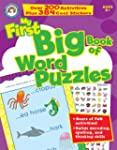 My First Big Book of Word Puzzles, Gr...